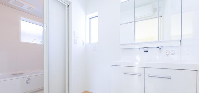 洗面化粧室リフォーム